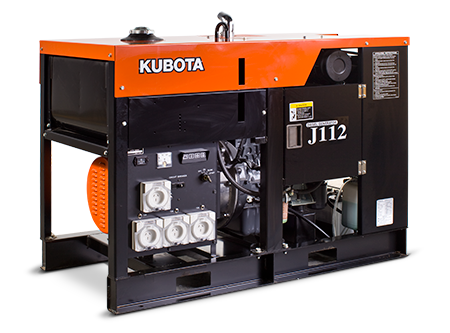 Kubota-Generators-J-112-450