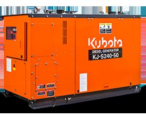 Kubota-Generators-KJ-S240-450